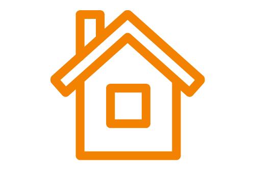 ご自宅で安心して療養できる環境づくりを支援します。